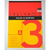 Daler Rowney Series A Spiral Cartridge A3 Pad