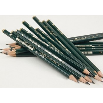 Faber Castell 9000 Pencils