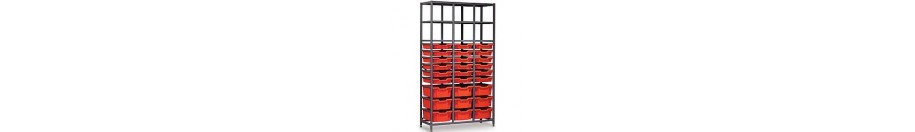 Gratnells storage Tray racks