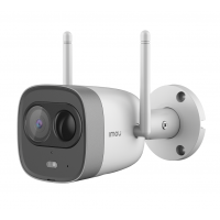 Active Deterrence Security Camera Bullet Pro Wi-Fi Camera