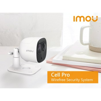 Wire Free Security System Cell Pro