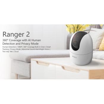 Indoor Security Camera Ranger 2 HD Wi-Fi