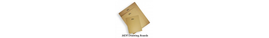 MDF Artist Quality Drawing Board