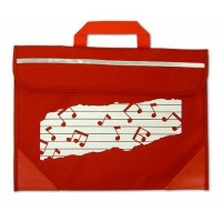 Mapac Duo Music Bag Red