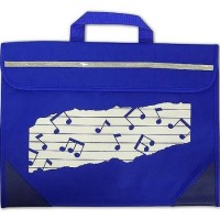 Mapac Duo Music Bag Blue