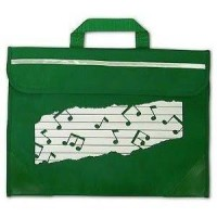 Mapac Duo Music Bag Green