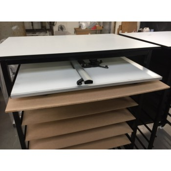 Universal Drawing board A2 Trolley