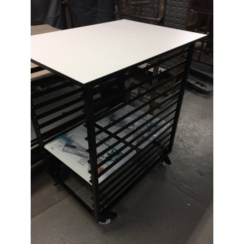 Drawing Board Trolley