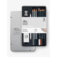 Winsor and Newton Sketching set 10pc