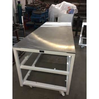 Work Bench Large Plus SS Tops