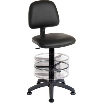 Gas lift Chair in Black