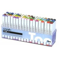 COPIC Marker 72pc Set C