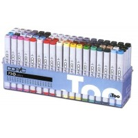COPIC Marker 72pc Set B