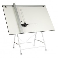 Collapsible A0 Drafting Board