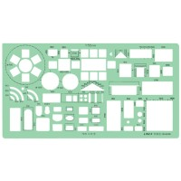House Furnishing Template 1130s