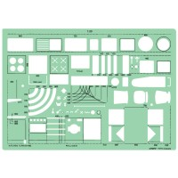 Kitchen Fitting Template (LXG 1137S)