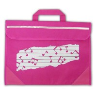 Mapac Duo Music Bag Pink