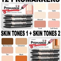 Promarker Skin tones Bundle buy