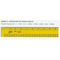 Architects Scale Rules (K86010 )