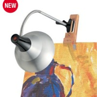 Studio Easel Drawing Board Board Lamp