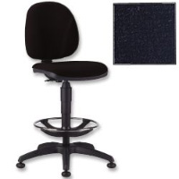 Gas lift Chair in Blue