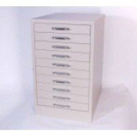 Drawline A3 4 Drawer Plan Chest