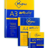 A5 Art Safe Presenter