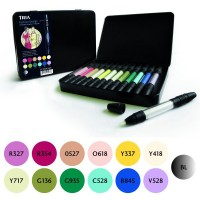 Tria Marker 12 Pen Set - Product Design