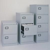 Bisley AOC 3 Drawer Filing Cabinet (F/Scap)