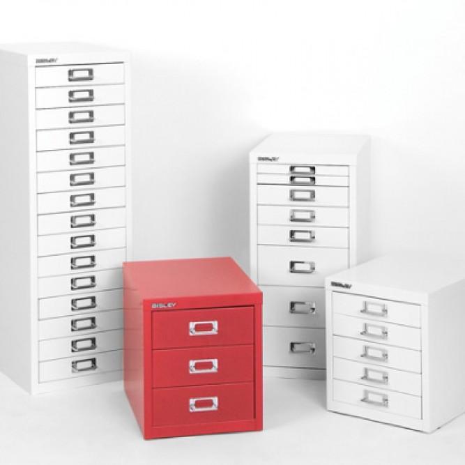 Bisley Home Multidrawer 6 Drawer Filing Cabinet