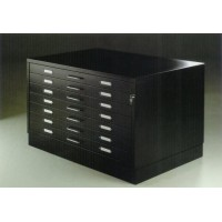 Prima A0 5 Drawer Plan Chest (PF-A0-5)