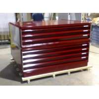 Sureglide A0 10 Drawer 25mm Plan Chest