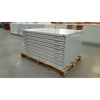 Platinum A0 7 Drawer Plan chest
