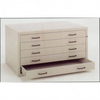 Budget A0 8 Drawer Version Plan Chest