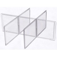 Budget Drawer Dividers 25mm x 300mm long