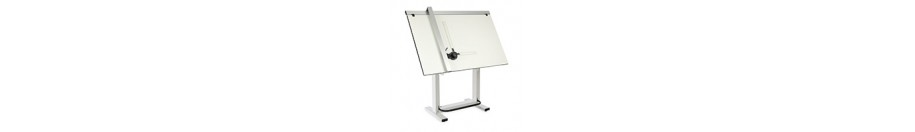 Twin Column Drafting  Board